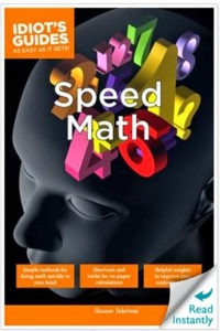 speed math tekriwal